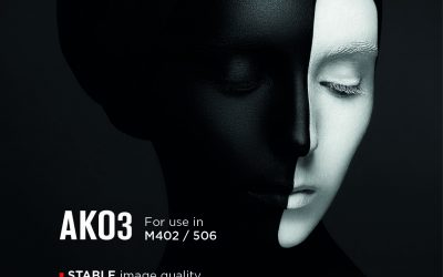 IMEX Group has released AKO3, a monochrome toner for use in HP Pro M402dn, 426fdn and HP Enterprise M507dn, MFP527fdn.